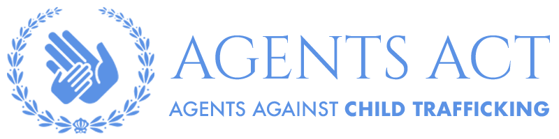 Agents Against Child Trafficking, Agents ACT Logo